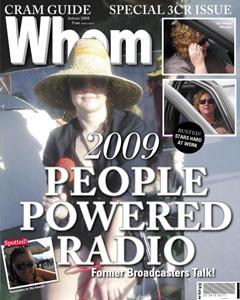 CRAM Cover 2009