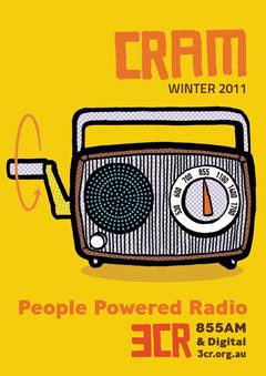 CRAM Cover 2011