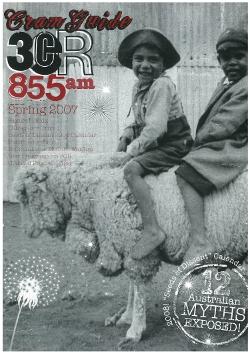 CRAM Spring 2007 cover