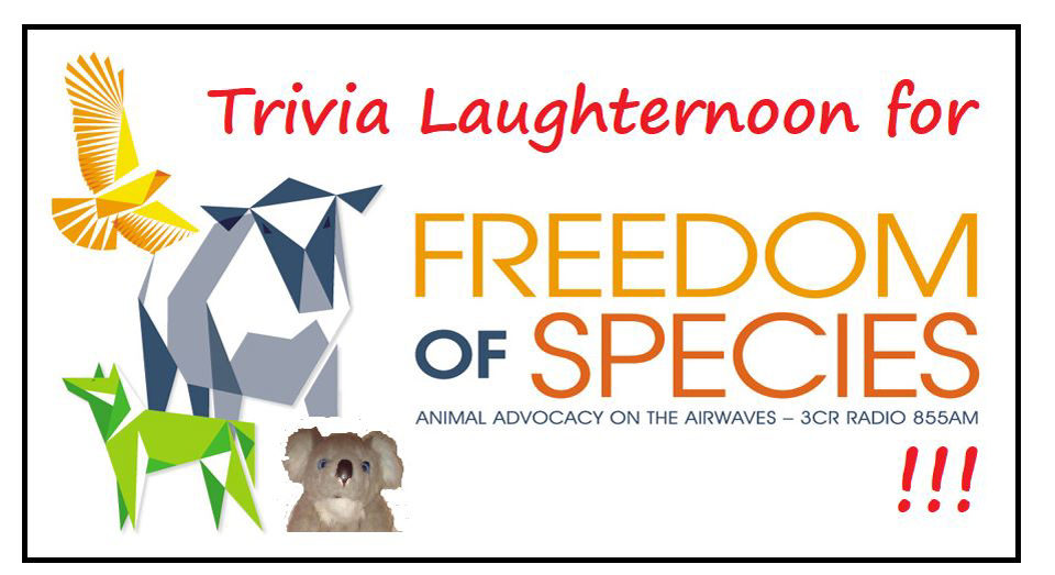 Freedom of Species Trivia Laughternoon