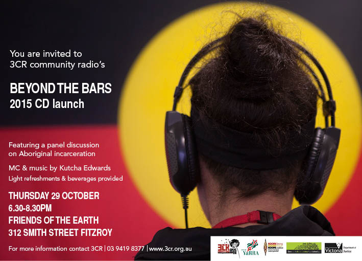 Beyond The Bars 2015 CD Launch