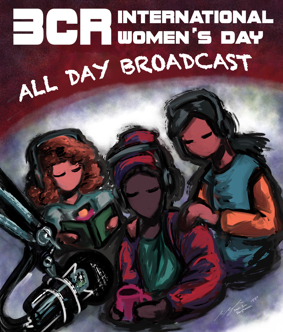 3CR International Women's Day