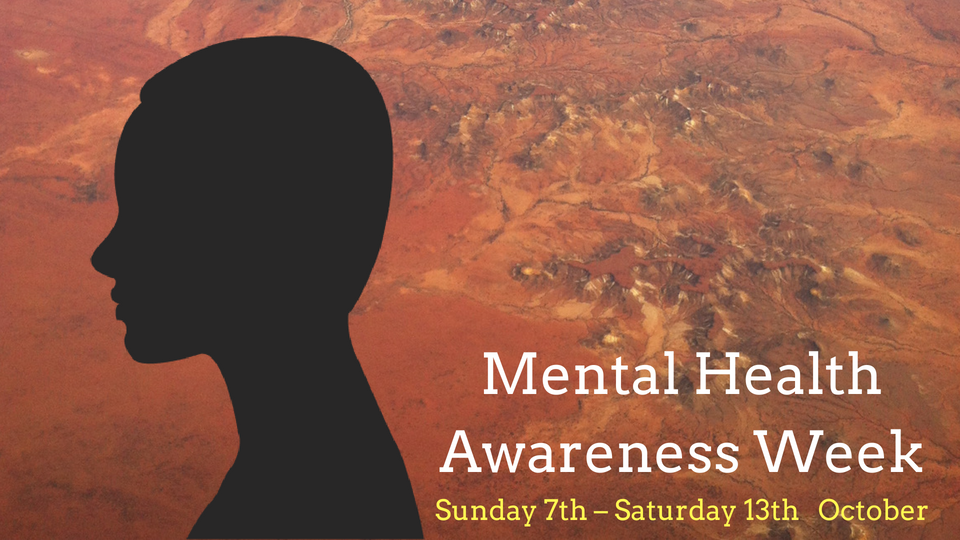 Mental Health Week 2018