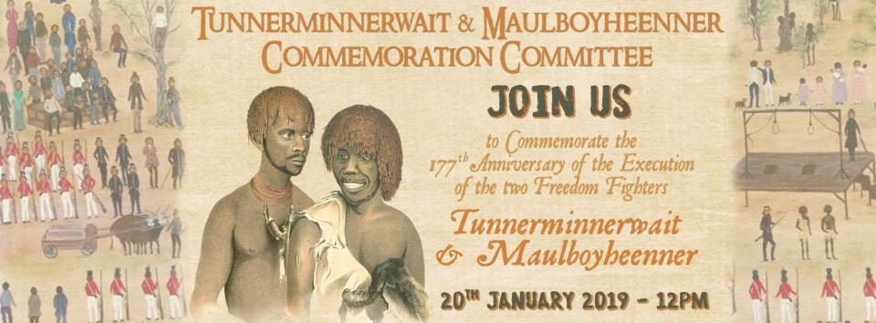 Tunnerminnerwait & Maulboyheenner 2019