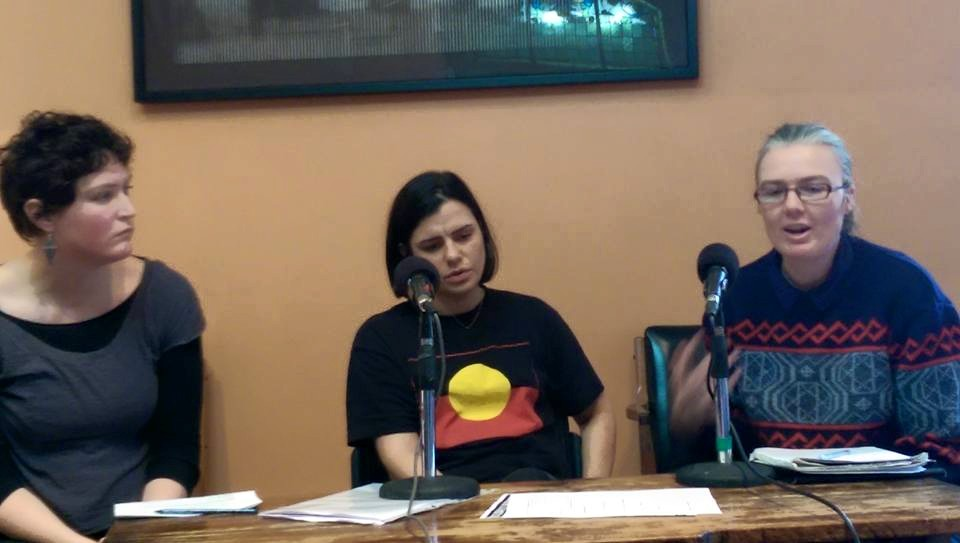 3CR WOTL and Anarchist Bookfair WAR and RAC discussion panel.