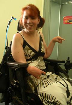 dating handicapped girl