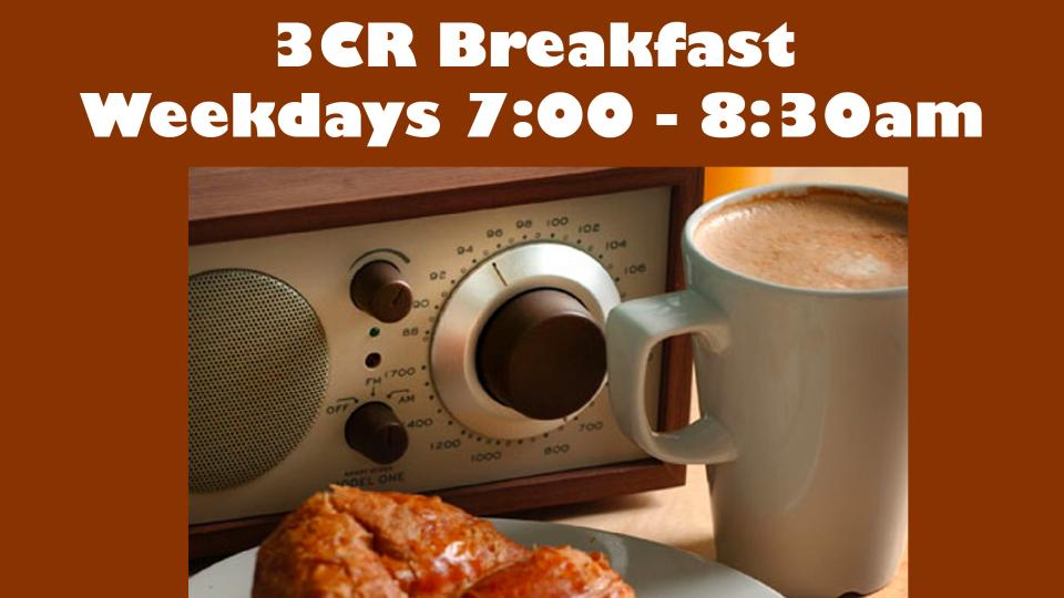 3CR Breakfast