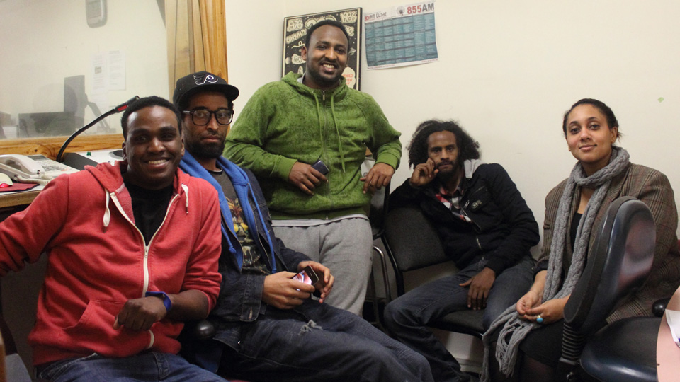 African Australian Voice Team
