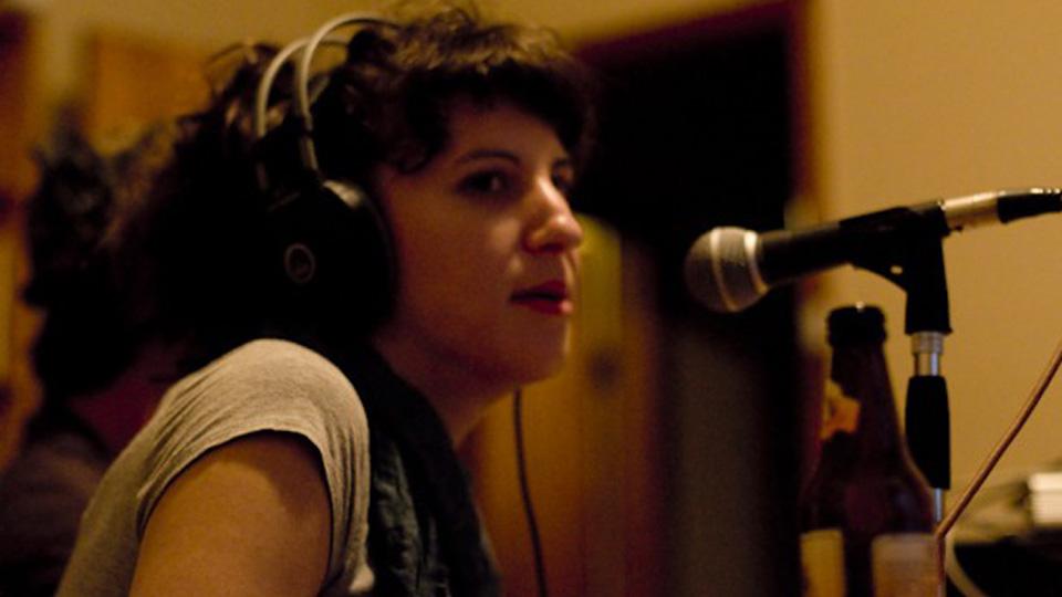 Lotti Stein presenter on Wayward Girl