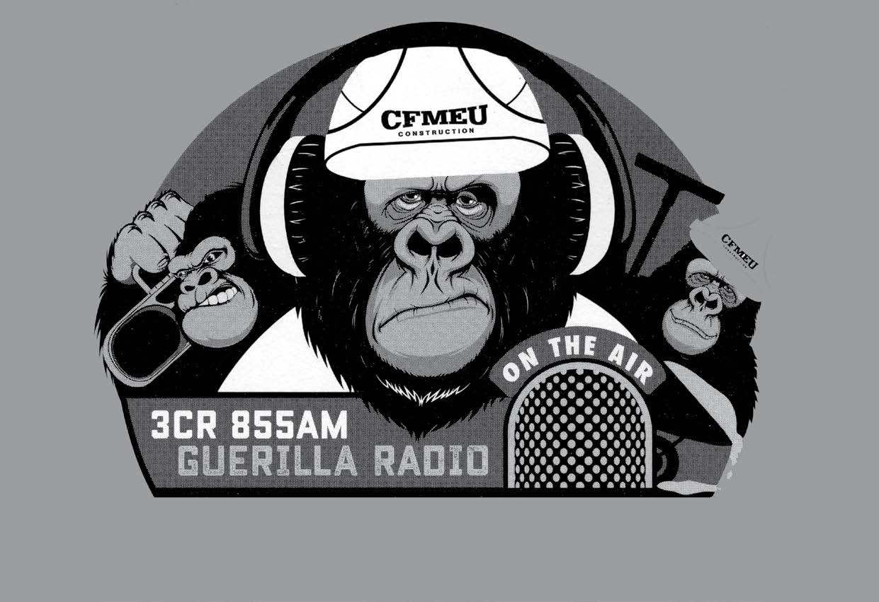 The Concrete Gang CFMEU 3CR Radio