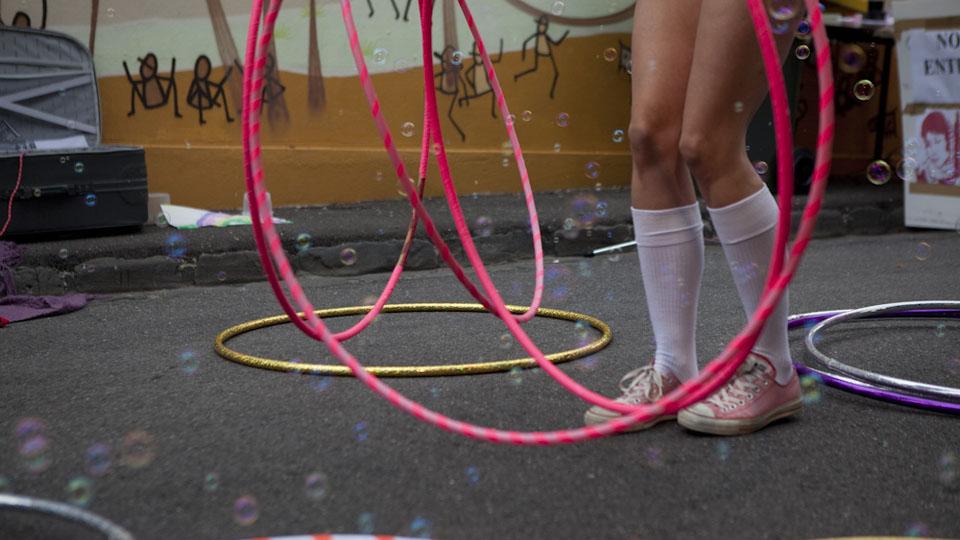 International Women's Day Street Party 2012