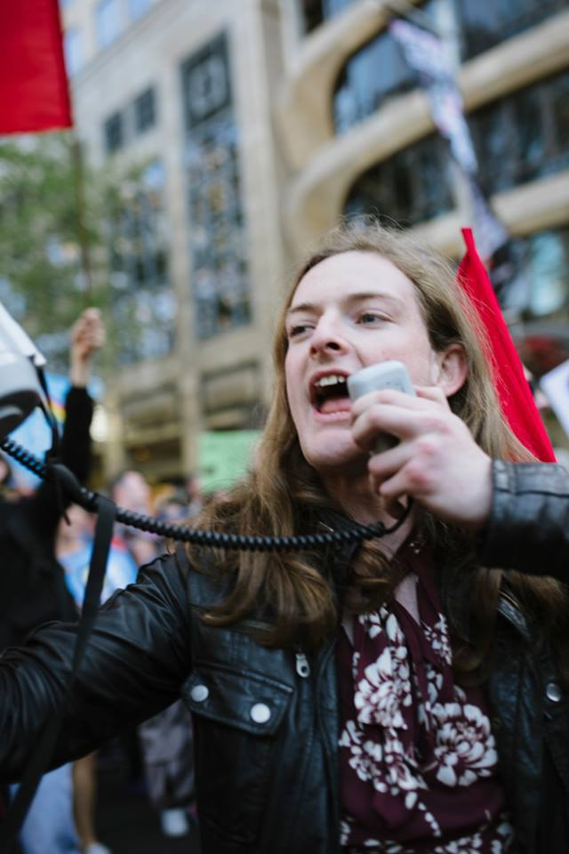 Brian Greig, Queer Politics and WA Election and April Holcombe, One Nation and the Education [Parental Rights] Bill and Mardi Gras Board Stand Downs