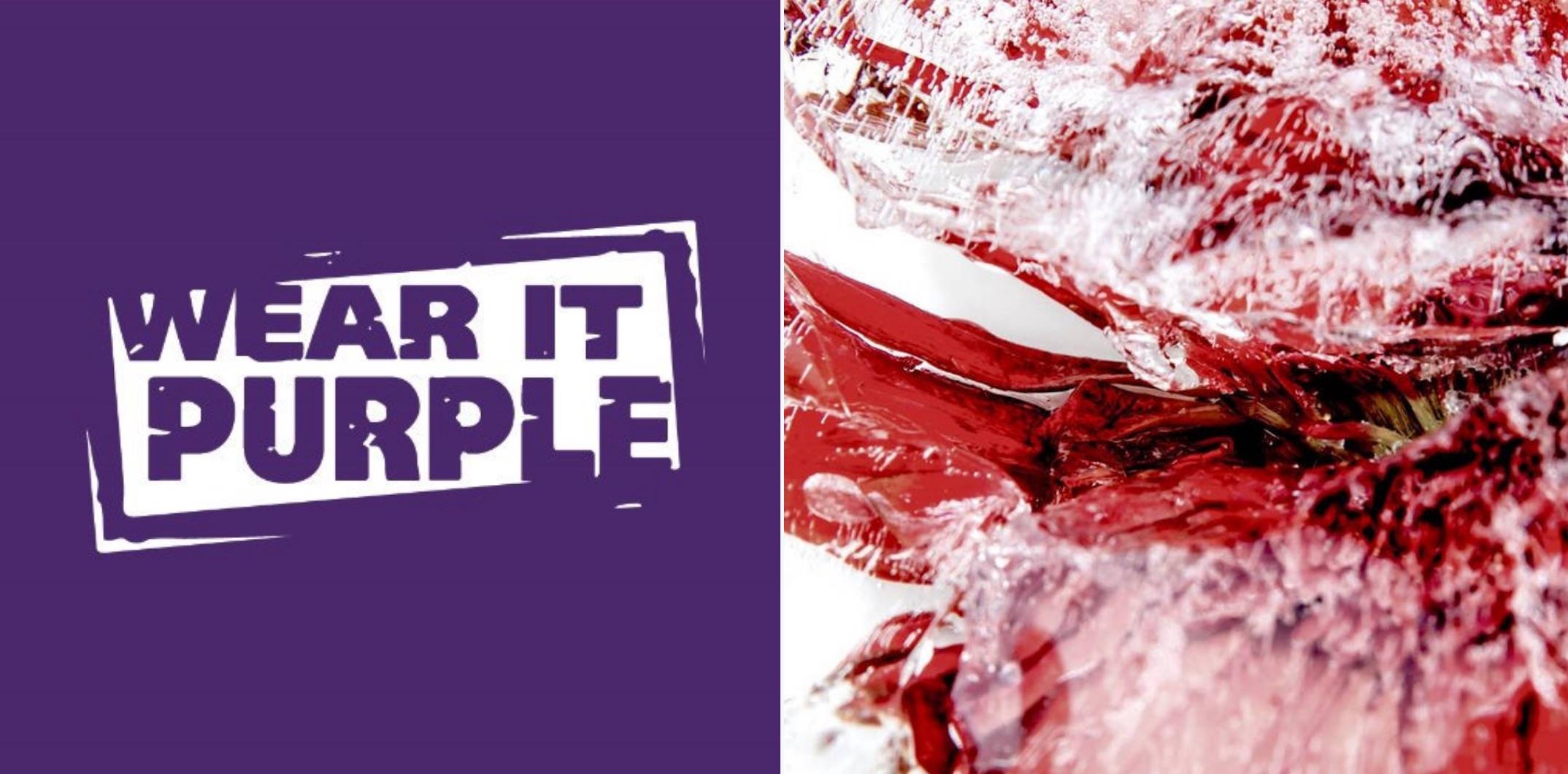 Wear It Purple Day | William Elm 'Spectrum'