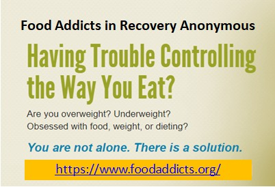 Underweight, overweight, obsessed with food?