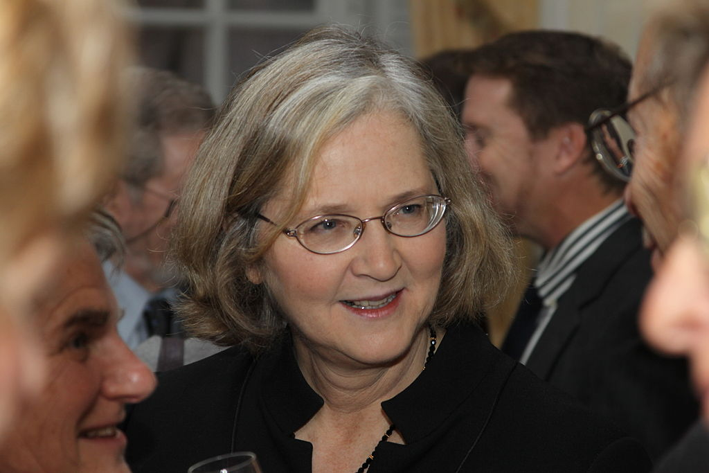Australian Nobel laureate Elizabeth Blackburn (Photo by US Embassy Sweden, via Wikimedia Commons)