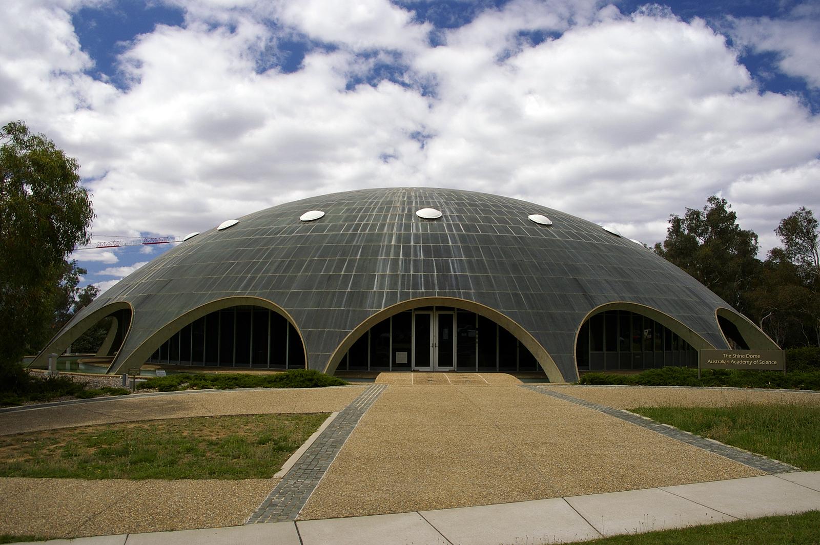 Australian Academy of Science: Shine Dome