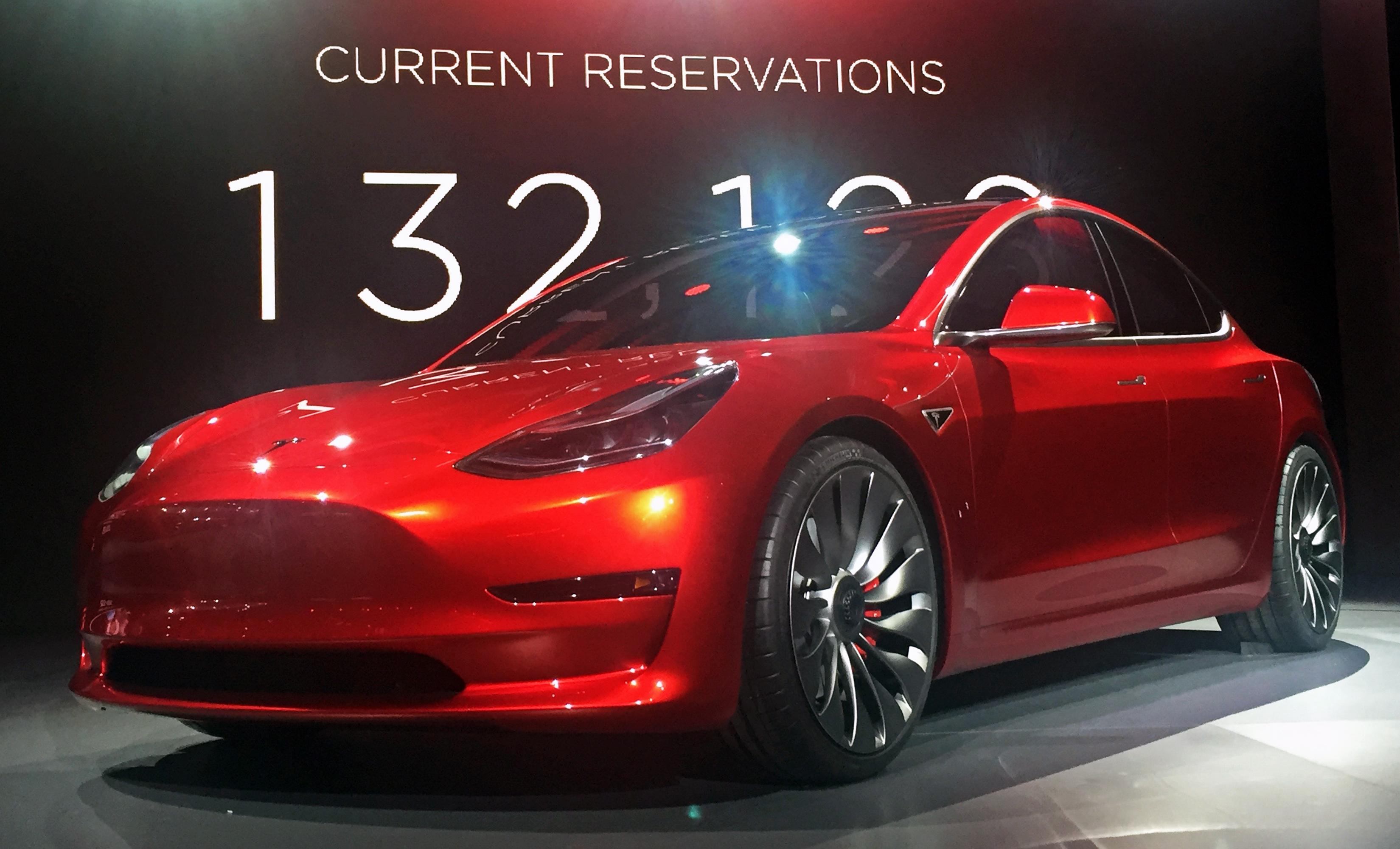 The Tesla 3