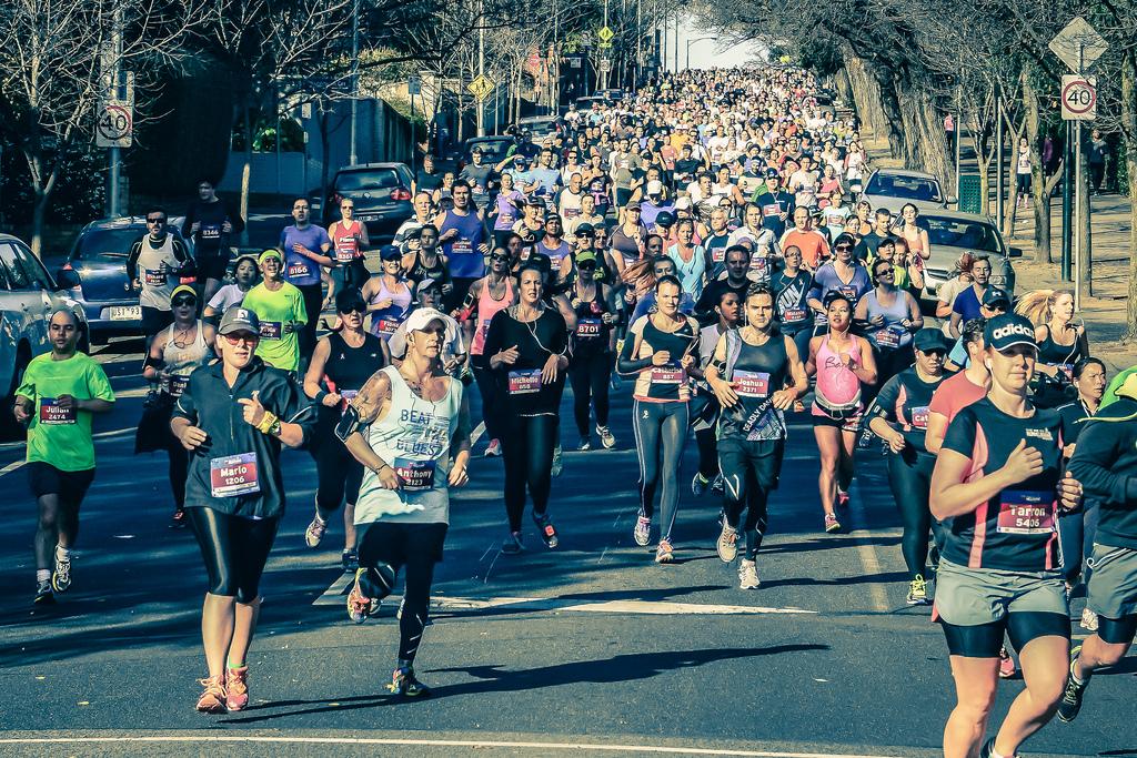 Melbourne Run