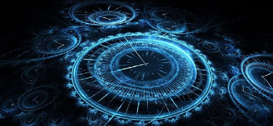 Glowing clocks