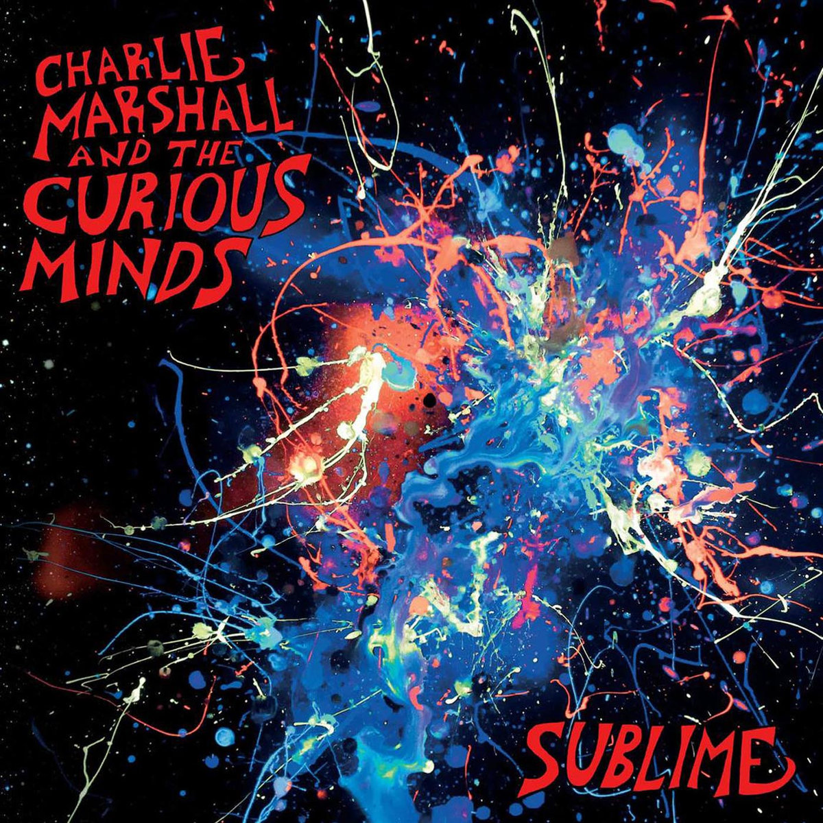 Charlie Marshall and the Curious Minds - Sublime