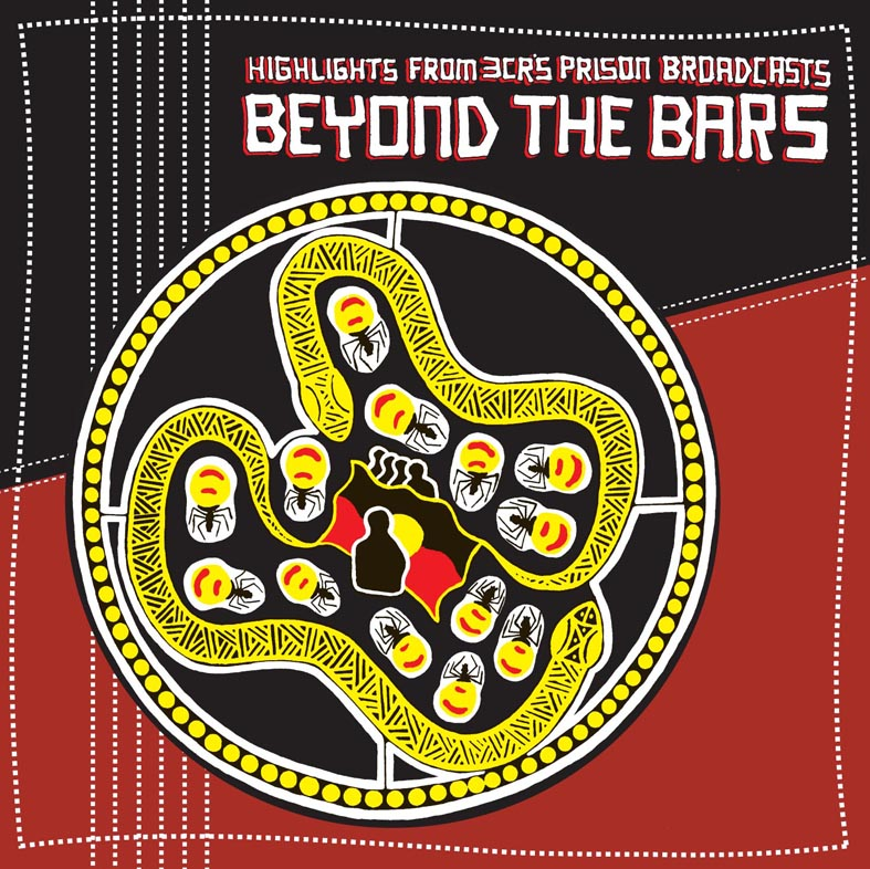 Beyond the Bars CD Cover 2004, artwork by Casey and Ray