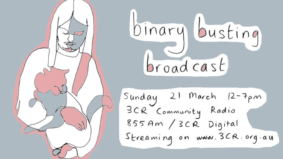 Binary Busting Broadcast March 2021