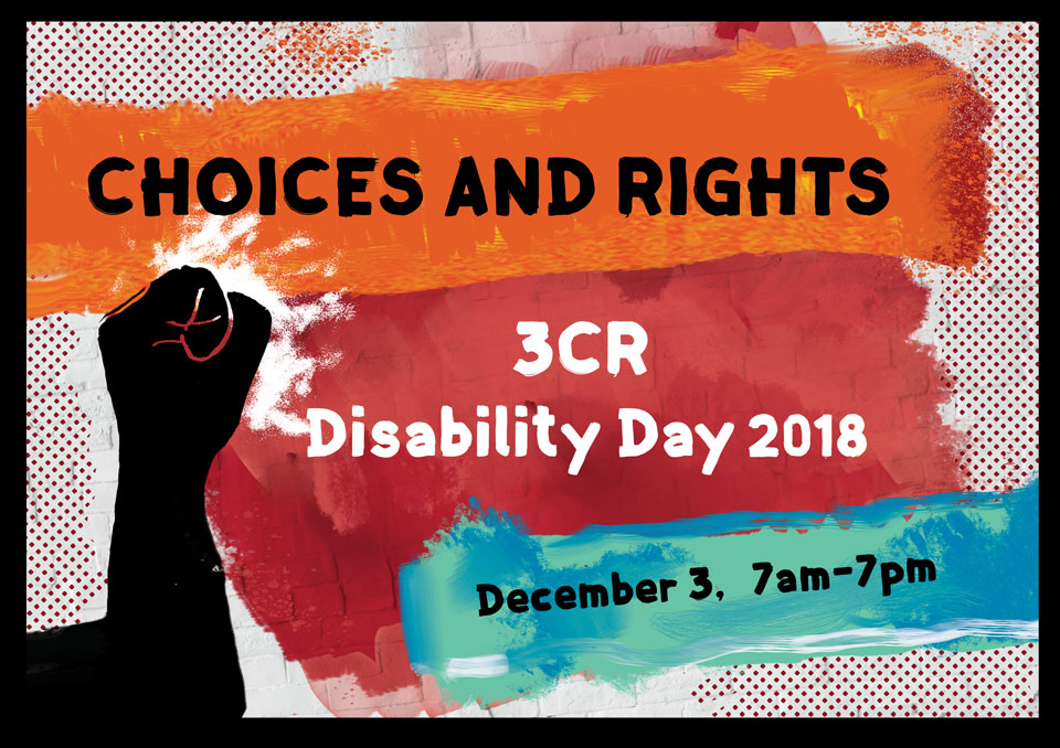Disability Day 2018 - Choices and Rights