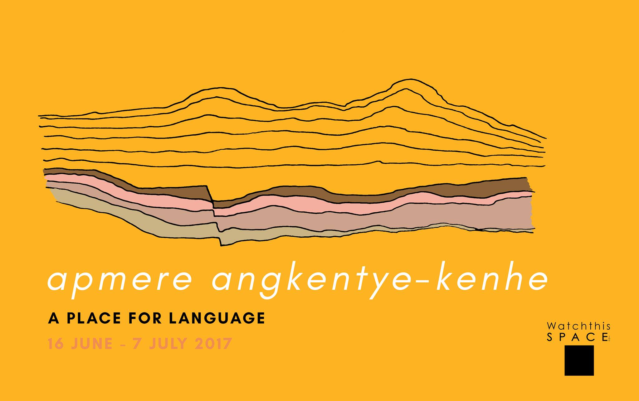 "Apmere angkentye-kenhe - ""A place for language"""