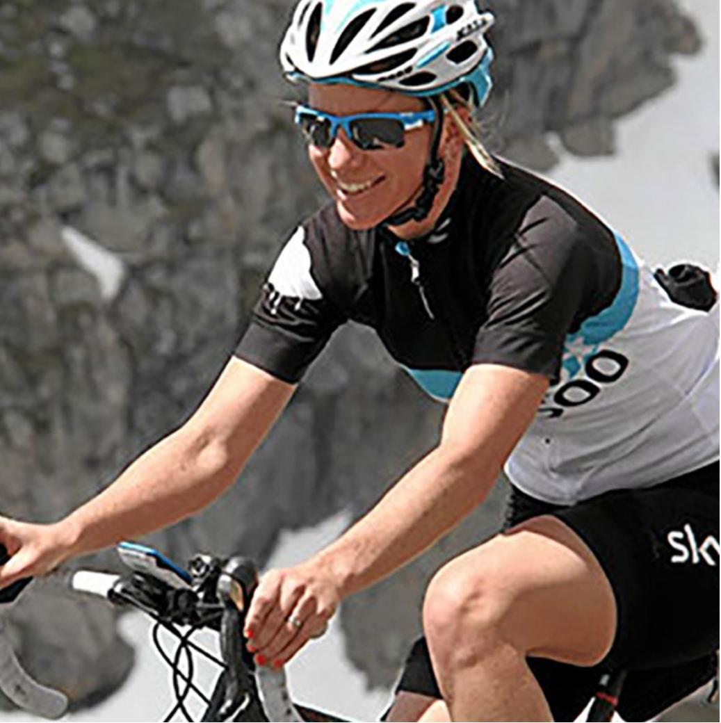 Kat Carter cycling physio