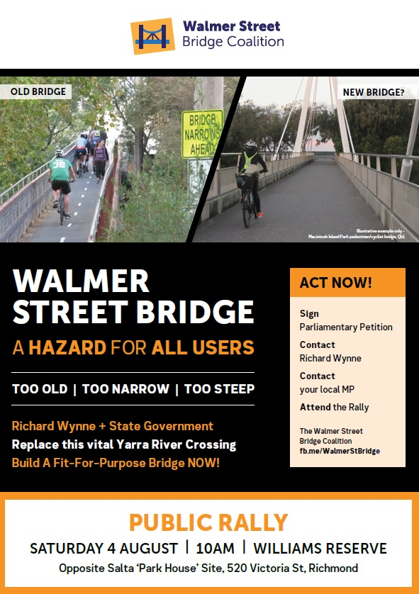 It's time to replace Walmer Street Bridge