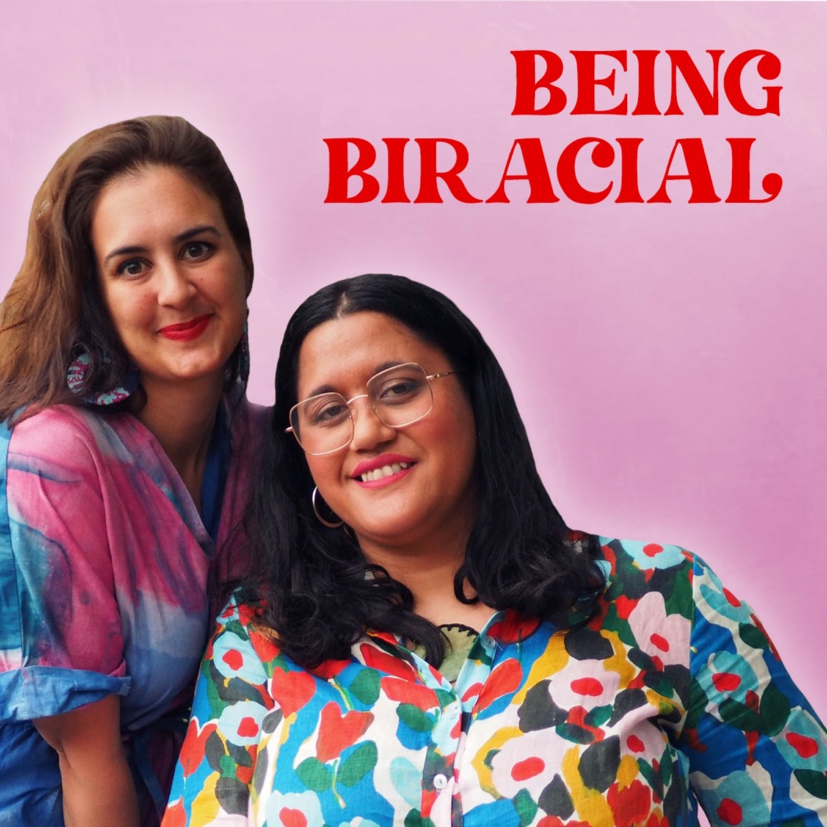 Being Biracial Podcast. Image: Being Biracial