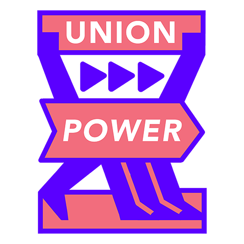 Union power. Image: @UnionPowerUoM on Twitter