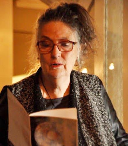 Linda Stevenson poetry, Linda Stevenson painter, Linda Stevenson salons, Linda Stevenson writer, Linda Stevenson written on skin, Black Runes Books,