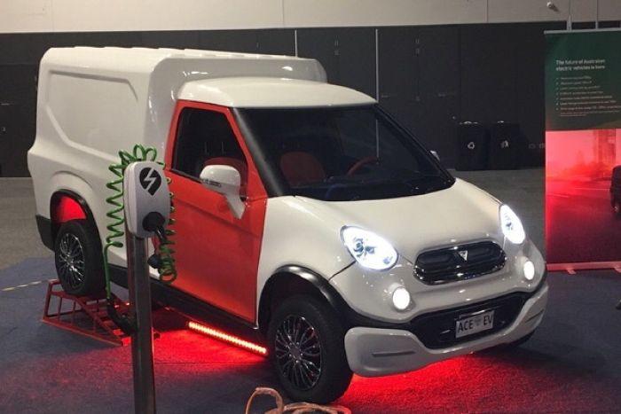 ACE-EV Cargo Van