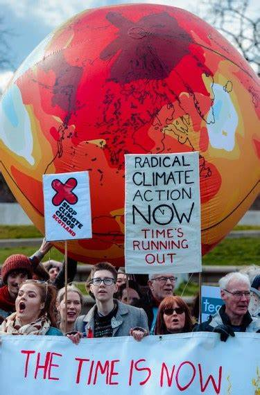 GLASGOW COP26 in 2021. Code Red for humanity.(Greenpeace Library)