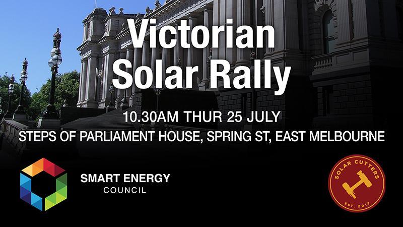 Victorian Solar Rally