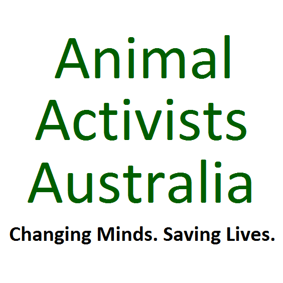 Animal Activists Australia Logo