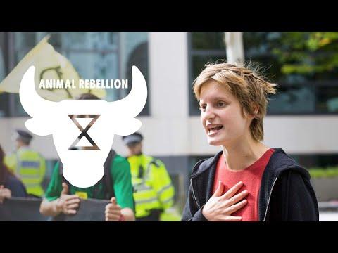 Harley McDonald-Eckersall from Animal Rebellion