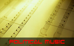 Political music image from PB_net on flickr.com