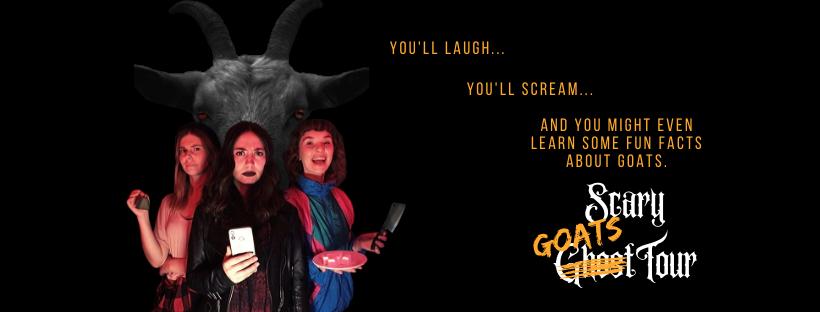 Scary Goats Tour