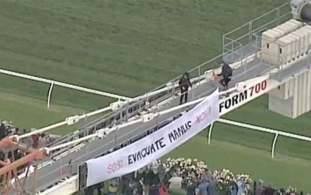 WACA action at Melbourne Cup