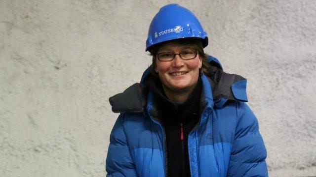 Dr Sally Norton - Photograph courtesy ABC News