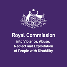 Jane and Colin both spoke to the Royal Commission into Violence, Abuse, Neglect & Exploitation of People with Disability