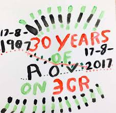 Raising Our Voices 30 years CD Cover