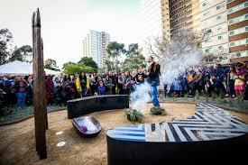 Stolen Generations Marker Gertrude street Fitzroy - Melbourne