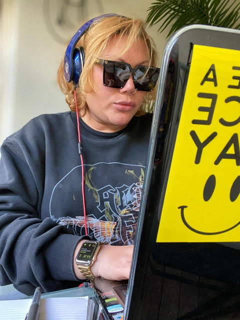 Sasja Sydek - Feminist - Women Empowerment