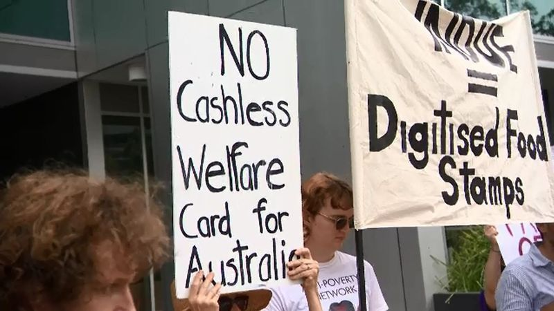 Cashless Cards - Racist and Classist