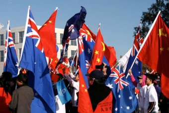 Chinese influence in Australia is an obsession