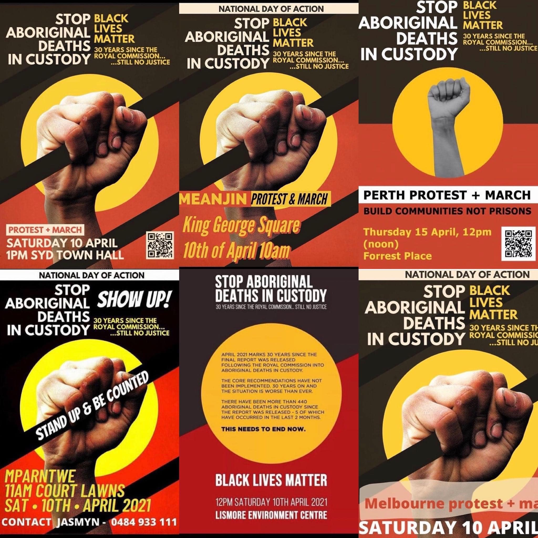 Warriors of the Aboriginal Resistance
