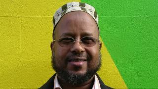 Somali Language Show founder Abdiaziz Saeed Hersi